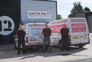 vehicle locksmith franchise